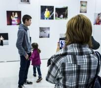 Fotoreportáž z otvorenia výstavy nemeckej fotografky Anje Schäfer