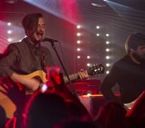 Billy Barman koncertom krstil album Modrý jazyk